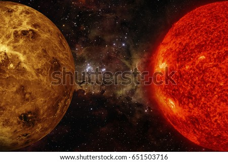 an overview of the planet venus the second planet in the solar system Venus is the second planet in the sol system it is named after the roman goddess of love and beauty it is named after the roman goddess of love and beauty ironically, the planet's surface is a hellish wasteland.
