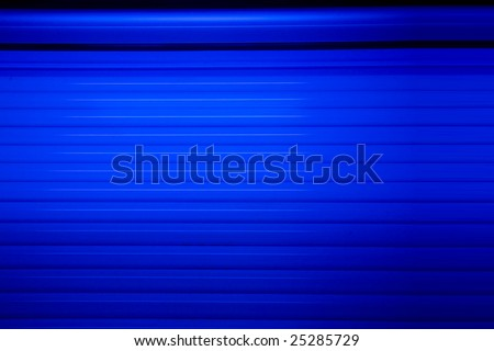 Solarium blue light tubes background - stock photo