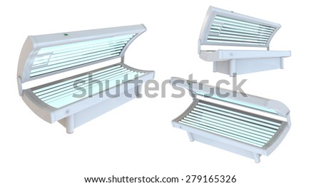 Tanning bed stock images royalty free images vectors for A different angle salon