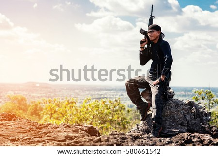 Military Boots Stock Images Royalty Free Images Amp Vectors