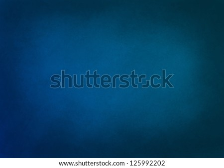 Solid blue background with soft texture. - stock photo
