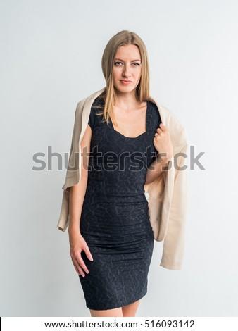 Sensual Woman Posing Beautiful Lingerie On Stock Photo 538235647 - Shutterstock