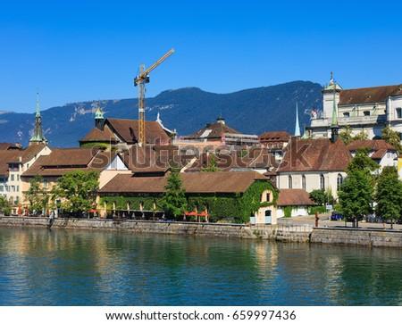 Solothurn Switzerland Stock Images RoyaltyFree Images Vectors
