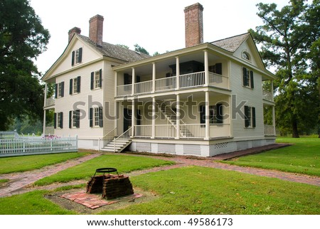 Plantation House Stock Photos Images Amp Pictures