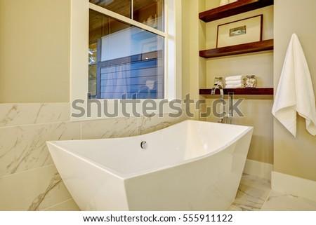Bathroom Nook half bathroom stock images, royalty-free images & vectors
