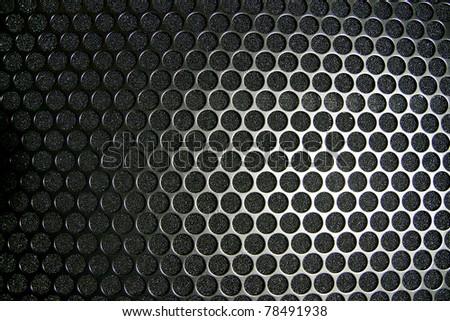 sound texture - stock photo