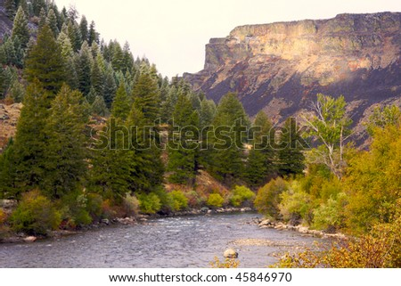 South Fork of the Boise River