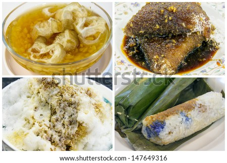 Southeast Asian Desserts Southeast Asian Singapore And