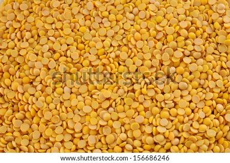 Soy bean texture  - stock photo