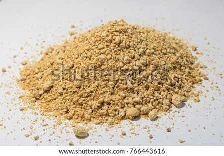 Soybean meal or soyabean meal after extract process