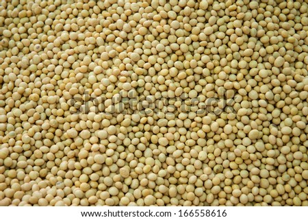 Soybean seed is ready to expand into the Federation or the production or processing.