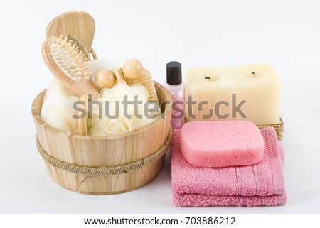 Spa and hygienic accessories