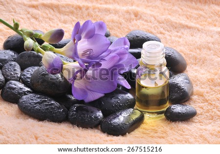 Spa Essential Oil.Aromatherapy