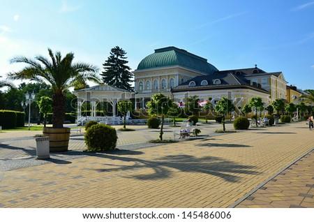 franzensbad casino