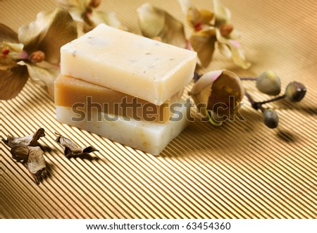 Spa.Handmade Soap