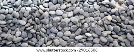 Spa ,Pebble - stock photo