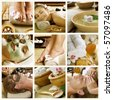 Spa Procedures. Day-spa - stock photo