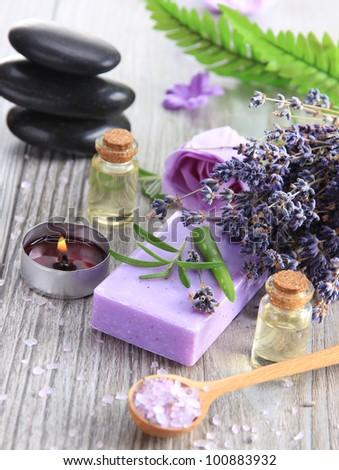 Spa treatment - stock photo