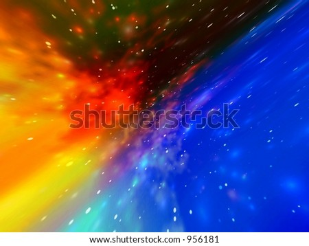 Space . Background - stock photo
