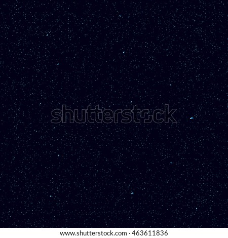 Space Background. Stars On The Night Sky.