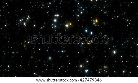 Space background with stars. Space stars background. Space texture with many stars for different projects - stock photo