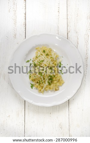 ... kasnocken austrian spaetzle with cheese and caramelized onion cheese
