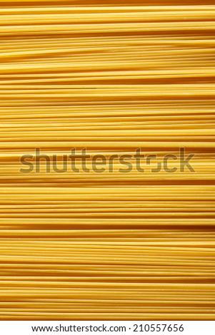 Spaghetti Texture - stock photo