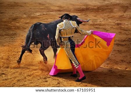 Spanish Art - stock photo