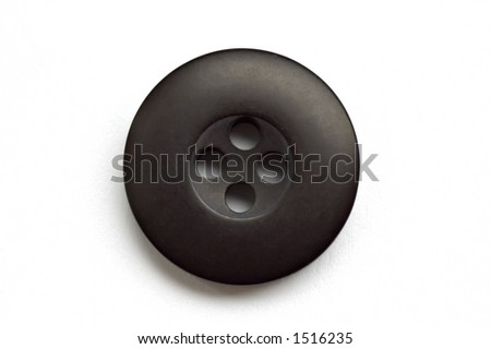 spare button for pants - stock photo