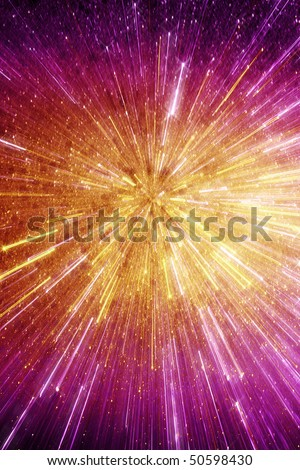 sparkle abstract colorful background