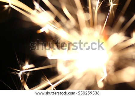 Sparkler  holiday  background for xmas  new year Christmas