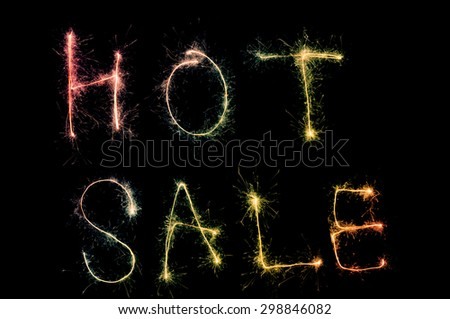 sparkler hot sale word