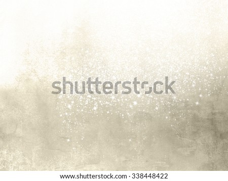 Sparkling background light beige