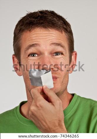 speak up - stock photo