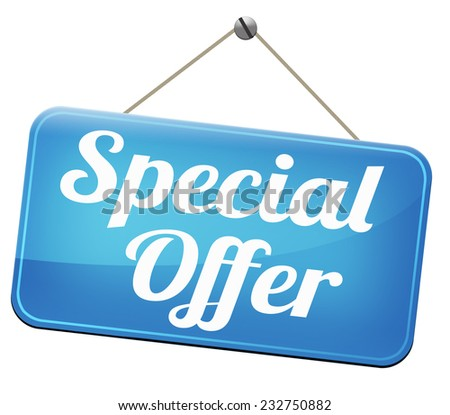 special offer limiter exclusive bargain promotion low hot price best value