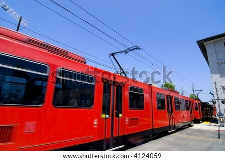 Speeding Trolley