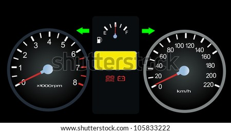 speedometers for car