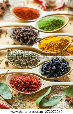 Spice, Herb, Indian Culture.