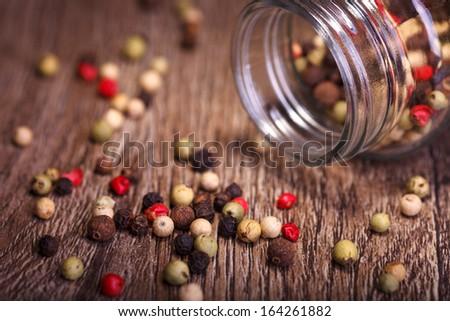 spices - stock photo
