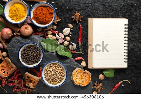 Spices  Healthy Food Additives