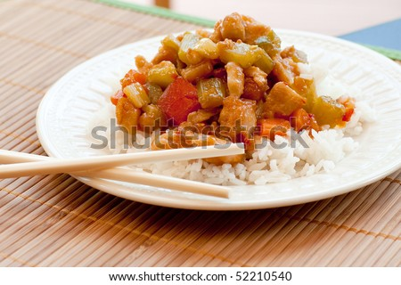 Spicy Chicken and Peanuts, Kung Pao Chicken