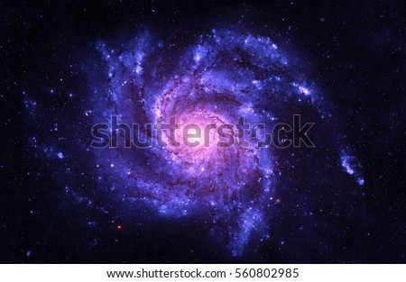 spiral galaxy elements of this image furnished by nasa