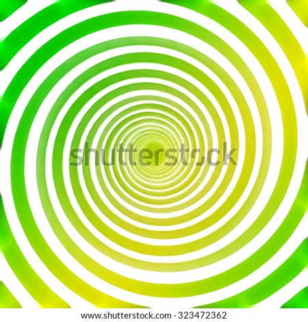 spiral tunnel abstract background - stock photo