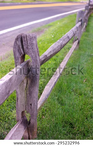 Split Rail Fence Stock Images Royalty Free Images