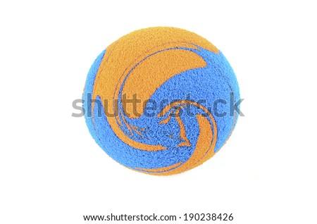sponge ball - stock photo