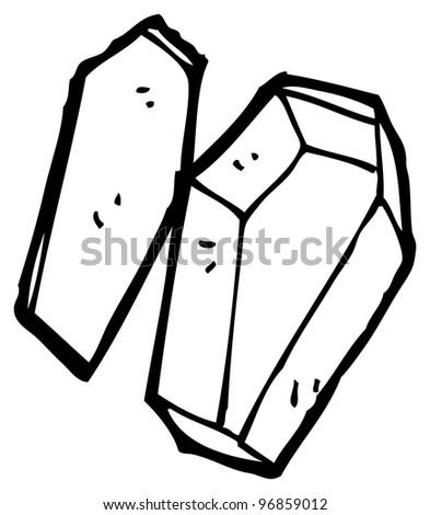 spooky cartoon coffin stock illustration 96859012 shutterstock rh shutterstock com cartoon coffin images cartoon coffin clipart