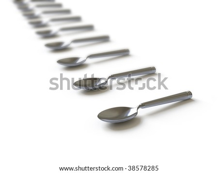 spoon. In my portfolio there is collection of pictures of tablewares. You only enter IN a SEARCH the Photographer Name: PAVEL IGNATOV and keyword: TABLEWARE - stock photo
