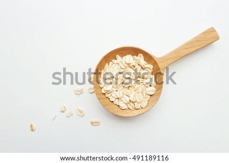 Spoonful of oats
