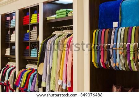 Sport clothing - stock photo