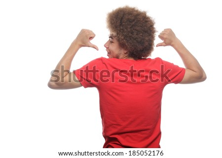 Sport fan - stock photo